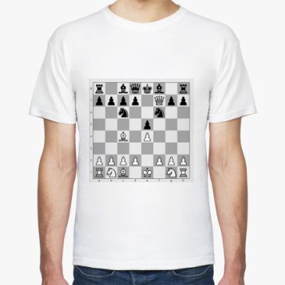 Футболка Детский мат. Шахматы
