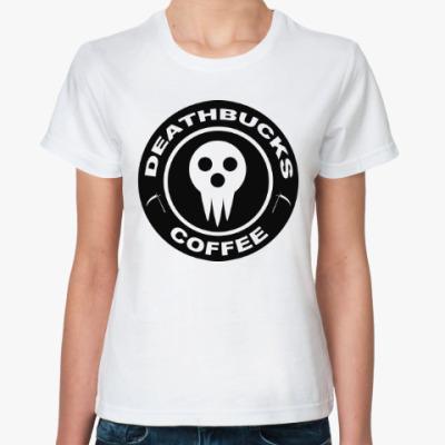 Классическая футболка Привидение