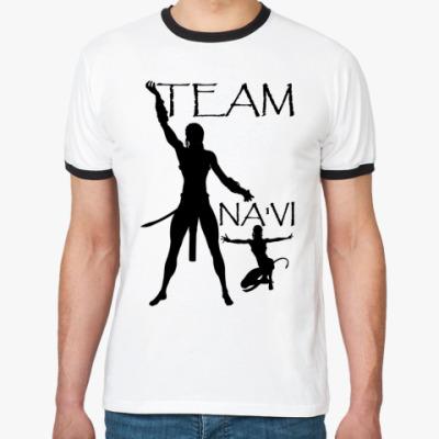 Футболка Ringer-T Team Na'vi