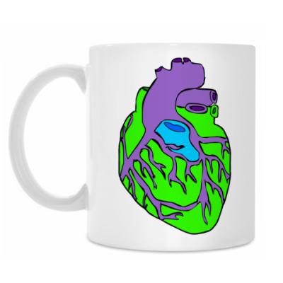 Кружка 'Сердце'