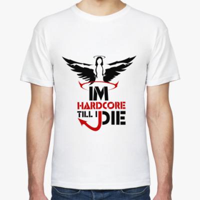 Футболка Hardcore  футболка