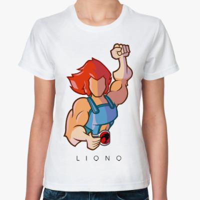 Классическая футболка Громокошки