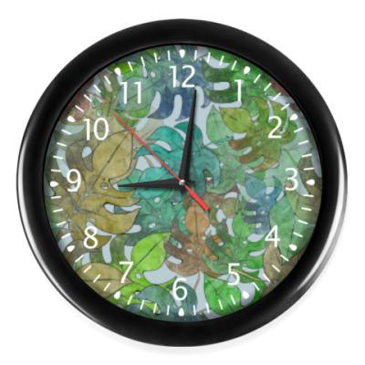 Часы Листья, паттерн