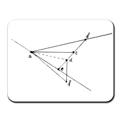 Коврик для мыши Задача по тригонометрии