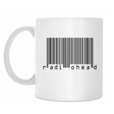 Кружка Radiohead