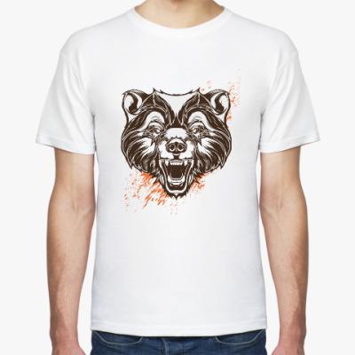 Футболка Bear