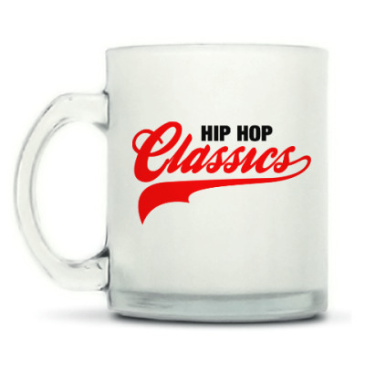 Кружка матовая Hip Hop Classics