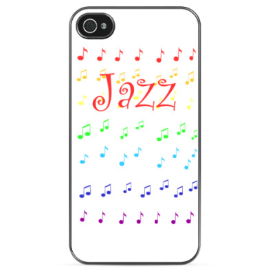 Чехол для iPhone Jazz
