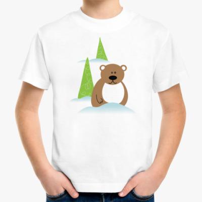 Детская футболка santa