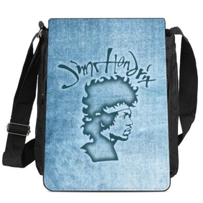 Сумка-планшет Jimi Hendrix