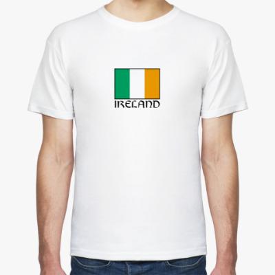 Футболка   IRELAND
