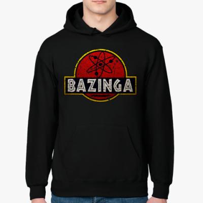 Толстовка худи Bazinga!