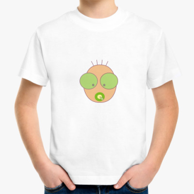 Детская футболка Ох, уж эти детки)