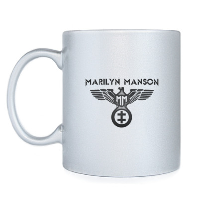Кружка Marilyn Manson