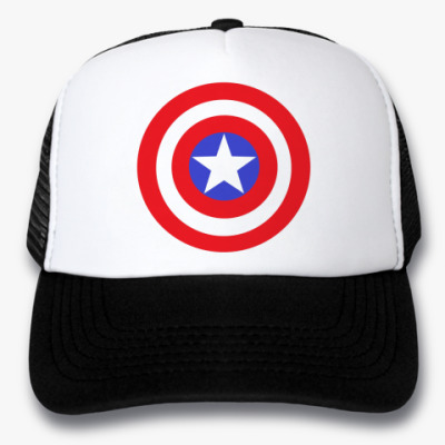 Кепка-тракер Капитан Америка