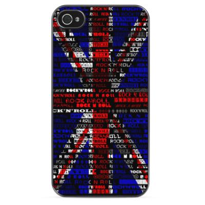Чехол для iPhone Union Jack