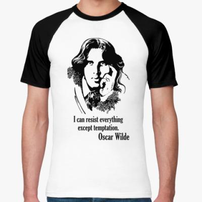 Футболка реглан Oscar Wilde