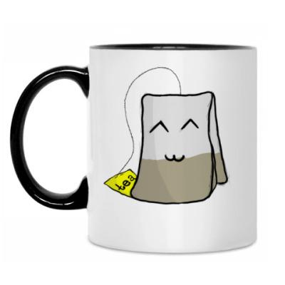 """Кружка Кружка """"it's tea time"""""""