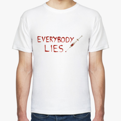 Футболка Everybody Lies