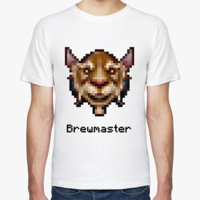 Футболка Brewmaster Dota 2 [ pixel ]