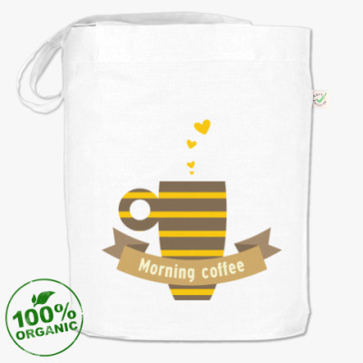Сумка Morning coffee