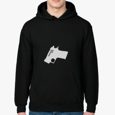 Толстовка худи Пистолет