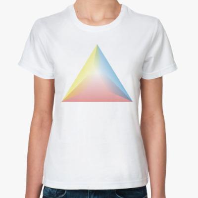 Классическая футболка 'Model of Love'