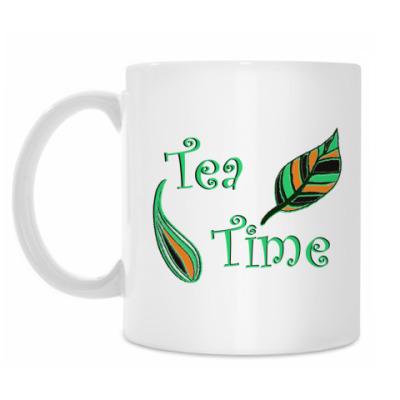 Кружка Tea time!