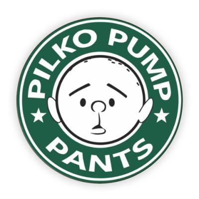Костер (подставка под кружку) Pilko Pump