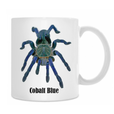 Кружка Cobalt Blue