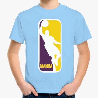 Детская футболка Black Mamba