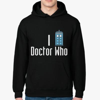 Толстовка худи I Tardis Doctor Who