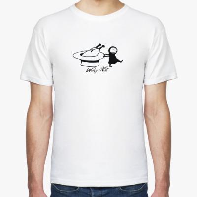 Футболка Курица в шляпе