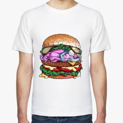 Футболка Sexburger