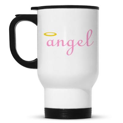 Кружка-термос Ангел
