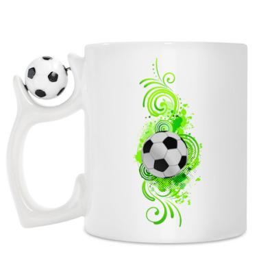 Кружка Футбольный мяч