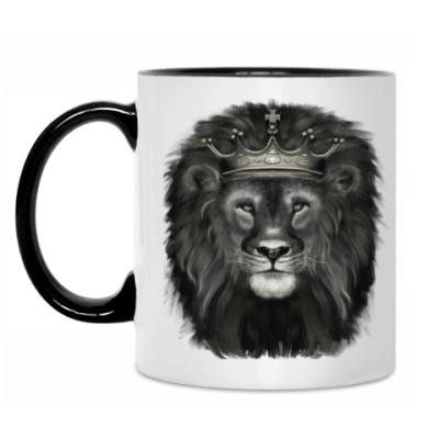 Кружка Король лев
