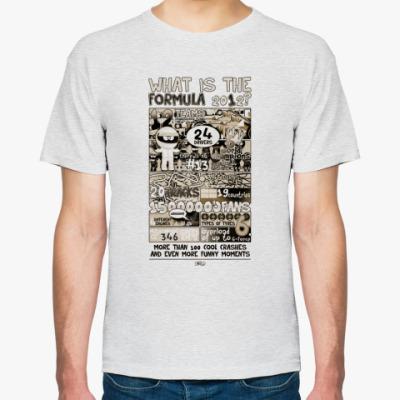 Футболка W.I.T.F.2012?