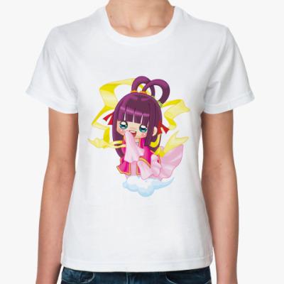 Классическая футболка Я фея