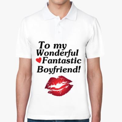 Рубашка поло Для парня