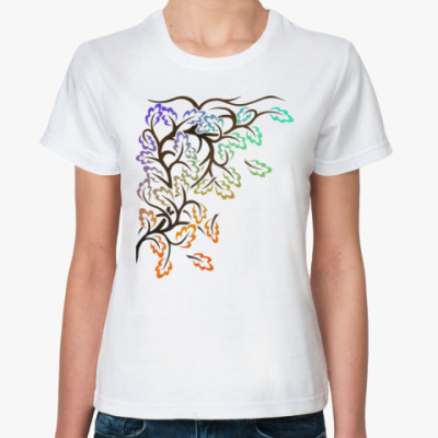 Классическая футболка Лиана