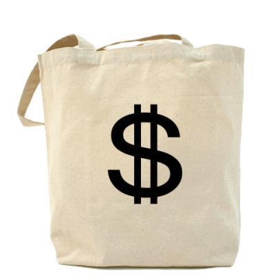 Сумка Символ доллара