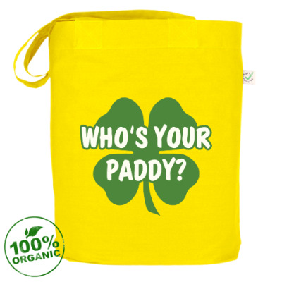 Сумка Who's your paddy