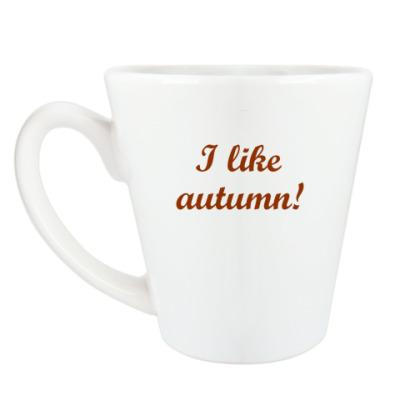Чашка Латте 'Autumn'