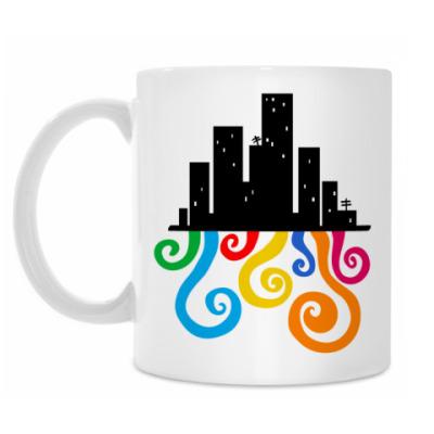 Кружка Город