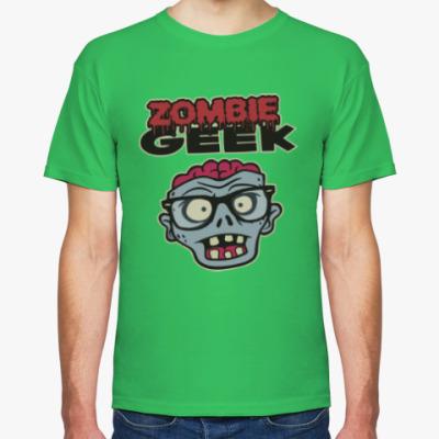 Футболка Zombie Geek