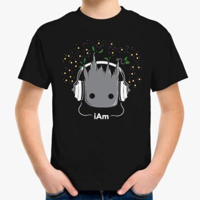 Детская футболка Грут