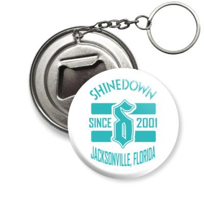 Брелок-открывашка Shinedown