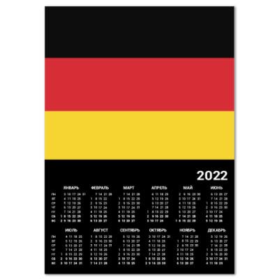 Календарь  Deutschland