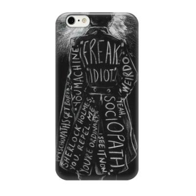 Чехол для iPhone 6/6s Hello, freak